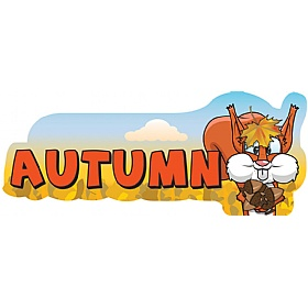 Seasons Autumn Signs £36 - Education Furniture