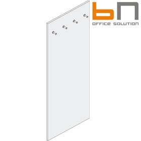 BN Tento Wall Mounted Wardrobe Panel £111 - Office Storage