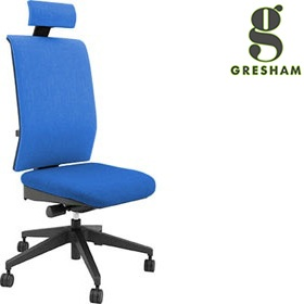 Gresham G Series Task Chairs With Headrest £344 - Office Chairs