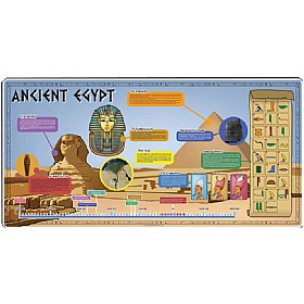 Egyptian Facts Mural £105 - Education Furniture
