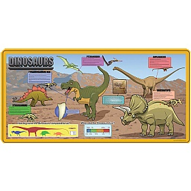 Dinosaur Facts Mural £0 - Education Furniture