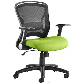 Zest Colours Mesh Task Chair £135 - Office Chairs