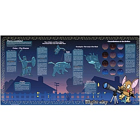Constellations Mural £0 - Education Furniture