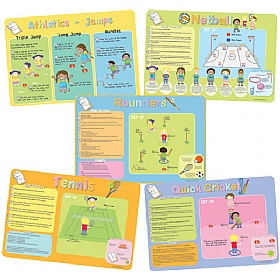 How To Play Full Set Of 5 Signs £0 - Education Furniture