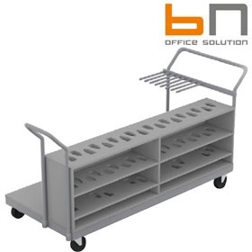 BN CX 3200 Trolley For Legs & Table Tops £1453 - Meeting Room Furniture