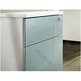 NEXT DAY Fluid Side Filing Cabinet
