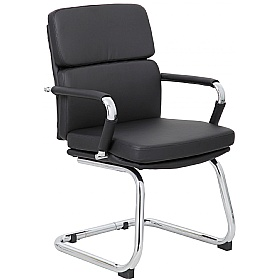 Ava Executive Visitor Chair £99 - Office Chairs