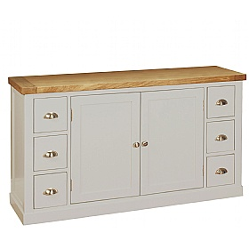 Cambridge Solid Oak Sideboards £400 - Home Office Furniture