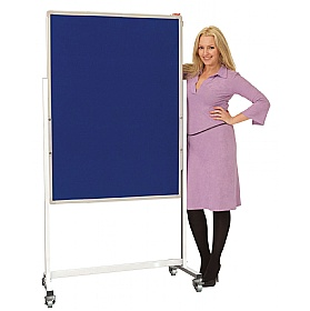 Mobile Pinboard Display Screens £94 - Display/Presentation