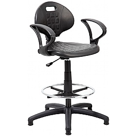 Poly Draughtsman Chair