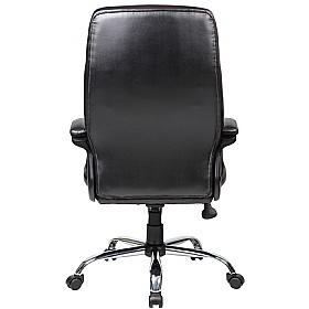 modena high back leather manager chairs leather office chairs less