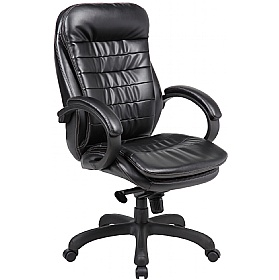 Como Executive Leather Office Chairs £99 - Office Chairs