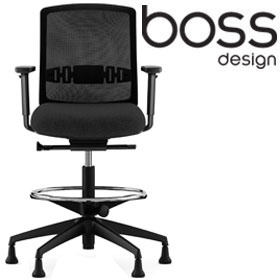 Boss Design Vite Draughtsmans Chair £220 - Office Chairs