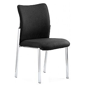 Messi Deluxe Stackable Visitor Chair £113 - Office Chairs