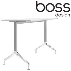 Boss Design Deploy Fixed Top Tall Meeting Tables Boss Design - Tall meeting table