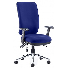 vital 24hr ergonomic high back chair 24 hour office