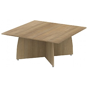 Trilogy Square Meeting Table Trilogy Boardroom Tables - Square meeting table