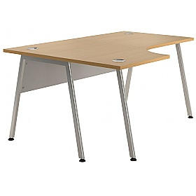 NEXT DAY Accord Ergonomic Desks £222 - Next Day Office Furniture