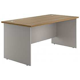 NEXT DAY Flare Rectangular Panel End Desks £150 -