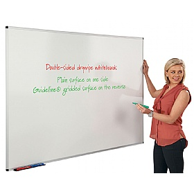 Write-On Ultra-Smooth Laminate Whiteboards £18 - Display/Presentation