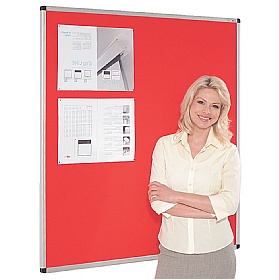 Resist-a-Flame® Noticeboards £50 - Display/Presentation