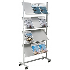Quatro Premier Literature Stands £260 - Display/Presentation