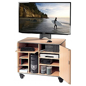 Secure 110 LCD/IT TV Cabinet £658 - Display/Presentation