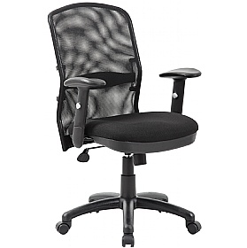 Cologne Mesh Manager Chair £79 - Office Chairs