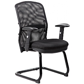 Cologne Mesh Visitor Chair £56 - Office Chairs