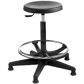 Premium Industrial Poly Stool £120 - Office Chairs