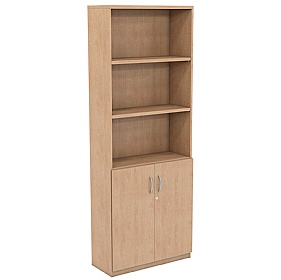NEXT DAY Infinite 4 Shelf Unit - Combination 1 £253 - Office Cupboards