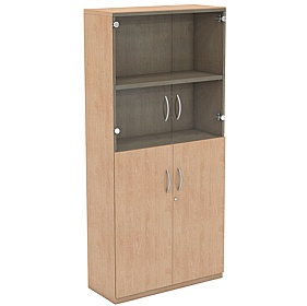 NEXT DAY Infinite 3 Shelf Unit - Combination 11 £289 - Office Cupboards