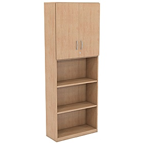 NEXT DAY Infinite 4 Shelf Unit - Combination 32 £237 - Office Cupboards