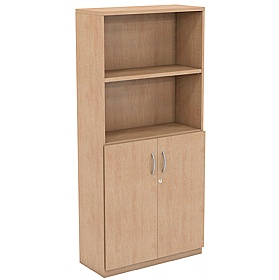 NEXT DAY Infinite 3 Shelf Unit - Combination 1 £207 - Office Cupboards