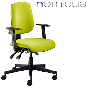Tally 2 Medium Back Custom Task Chair £135 - Office Chairs
