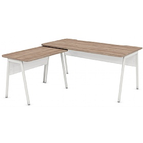 Parity Rectangular Corner Desks £432 -