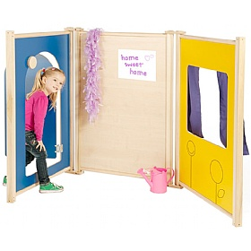 PlayScapes Home Role Play Panel Set £0 -