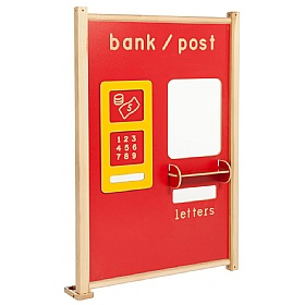 PlayScapes Bank/Post Office Role Play Panel £0 -