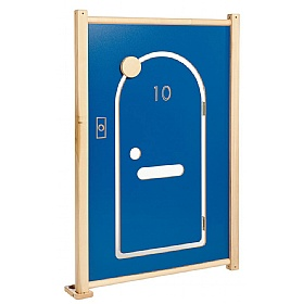 PlayScapes No.10 Role Play Door Panel £0 -