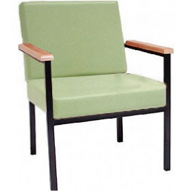 Dunham Sierra Vinyl Reception Armchairs £94 - Reception Furniture