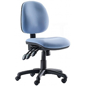 Stewart Medium Back Operator Chair £128 - Office Chairs