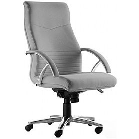Balanz High Back Executive Fabric Chair £406 - Office Chairs