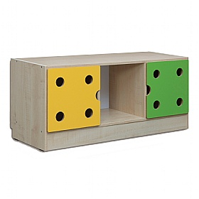 Domino Low Storage Unit £0 -