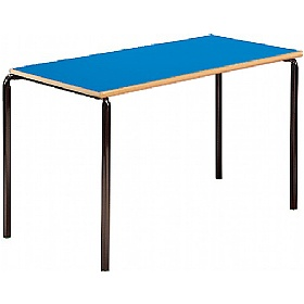 Crush Bent Rectangular Tables £0 - Education Furniture