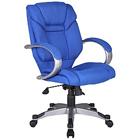 Fiji Fabric Manager Chairs £97 -