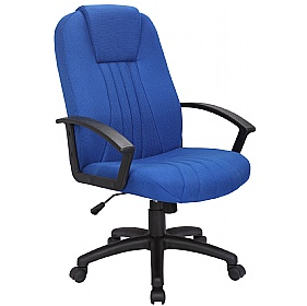 Pacific Fabric Manager Chairs £72 - Office Chairs