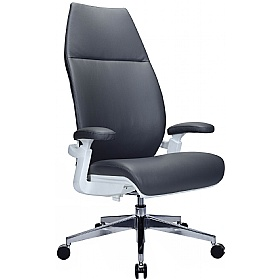 Kinetix Executive Leather Task Chair £289 -