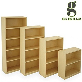 Gresham Office Bookcases £184 - Office Desks