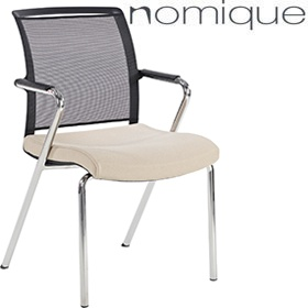 Colletta Mesh Back Meeting Chair £247 - Office Chairs