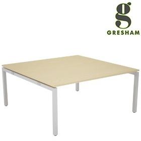 Gresham Bench² Square Meeting Tables Gresham Bench² Meeting Tables - Square meeting table